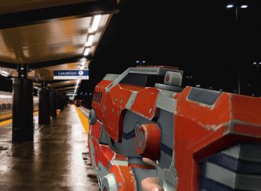 Best Gun Camera game