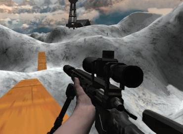 Shooting simulator